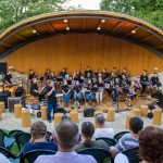 Nyárzáró örömkoncert Csetényben
