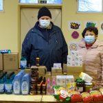 Újabb adományozás egy csepeli gyermekotthonnak