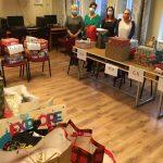 Ajándékozás a Mészáros Jenő Speciális Általános Iskola diákjainak