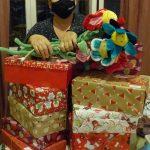 Cipősdoboz ajándékok egy Gyermekotthonnak