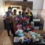Gyereknapi látogatás egy gyermekotthonban