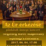Az Úr érkezése - pünkösdi ünnepi koncert