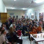 Örömkoncert, ajándékosztás Csetényben