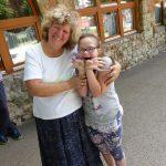 Látogatás egy bakonyi Gyermekotthonban