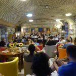 Koncert az Adna Caféban