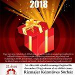 Cipősdoboz akció 2018!