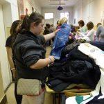 Adományosztás a csepeli Mészáros Jenő Speciális Általános Iskolában