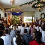 Ajándékátadás a Mészáros Jenő Speciális Általános Iskolában
