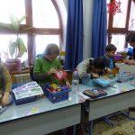 Ajándékozás egy bakonyi Gyermekvédelmi Intézetben
