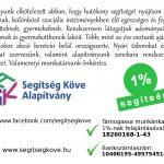 1% – Hatékony segítség!