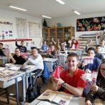 Írószerek a Mátyás Király Általános Iskolában