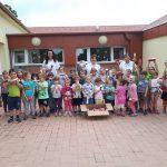 Nagy öröm a Zöldfenyő és a Csicsergő Óvodában