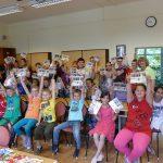 Ajándékozás a csepeli Mészáros Jenő Speciális Általános Iskolában