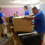 Önkéntesek a Templom utcai Gyermekotthonban