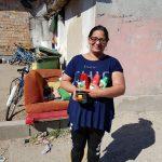 Henkel termékek adományozása