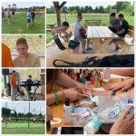 Egy különleges nyár különleges tábora