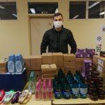 Vidéki nagycsaládosok támogatása illatszerekkel