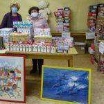 Csepeli gyermekotthonok megajándékozása